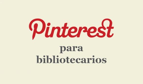 Pinterest para bibliotecarios