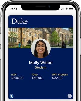 Apple Student ID